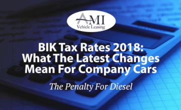 BIK Tax Rates