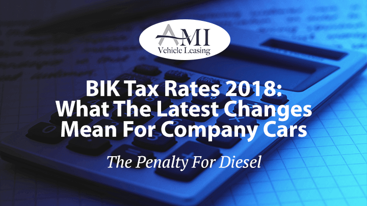 BIK Tax Rates