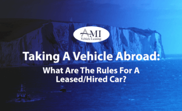 taking a vehicle abroad,